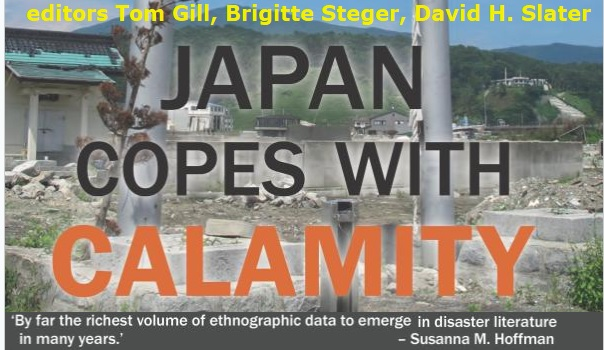 screenshot of book, Japan Copes with Calamity